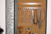 jewelry  and storage