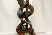 Esculturas de chocolate