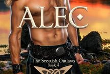 Alec: A Scottish Outlaw / Alec is a standalone novel. It can be read on its own or as part of the Highland Outlaws Series.  Two broken hearts unite, becoming one love that will last forever. http://amzn.to/2nAz5zD