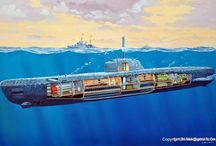 Воздушный и морской флот стимпанк