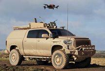 armoured