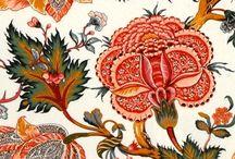 Çini ve Osmanlı desenleri