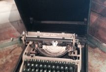 Typewriters vintage / Typewriter decor