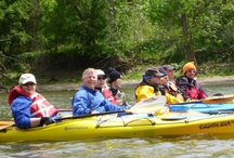 Earth Day Campout & Kayak Canoe Trip