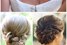 Wedding Hair & Beauty / BrideRush favorite wedding hair styles & beauty trends.