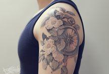fiori spalla