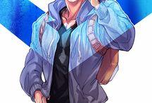 Dick Grayson <3
