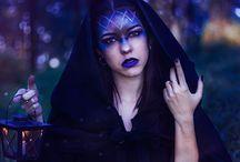 My work as a makeup artist