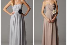 Braid maid dress idea