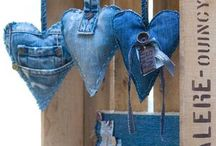 Riciclare il JEANS - DENIM recycling
