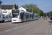 Freiburger Verkehrs AG >> Siemens Combino Basic / Sie sehen hier eine Auswahl meiner Fotos, mehr davon finden Sie auf meiner Internetseite www.europa-fotografiert.de.
