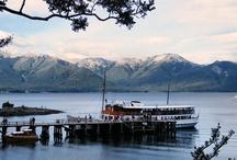 Lagos de la Patagonia / Patagonia Lakes