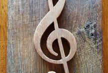 música madeira