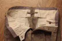 Технология брюки