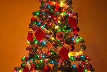 Multi Color Christmas / Proposed 2015 theme / by Jessica Thompson