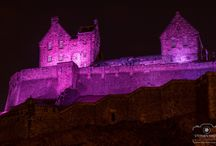 Turn it Purple 2015 / The turn it purple campaign takes place every November which is Pancreatic Cancer Awareness Month.  The campaign calls for businesses and individuals to highlight the fifth deadliest cancer in the UK by embracing purple by shining purple lights on buildings or other structures in their community, wearing purple and spreading awareness for supporters to wear something purple at the office, at home or at school and to donate to fund life-saving research.