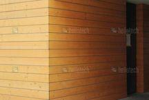 Fasády a terasy / Díky perfektním termo-izolačním vlastnostem napomohou k nejvyššímu konfortu a díky inovativním funkčním vlastnostem také chrání Váš majetek