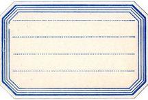 Printables labels and tags / Εκτυπώστε ετικέτες για τα σχολικά βιβλία, τα συρτάρια στο σχολείο, να αρχειοθετήσετε το υλικό σας κ.ά
