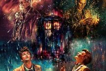 Fandom / Doctor Who x 4