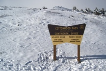 Cottonwood Pass / Elevation 12,126 feet on the Continental Divide / by Steve Garufi