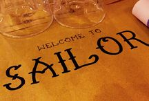 Sailor / Trattoria di pesce - Oyster bar