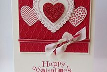 Hearts a flutter / Stampin up