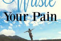Facing Pain & Tribulation