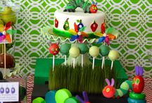 Very Hungry Caterpillar / Party Ideas