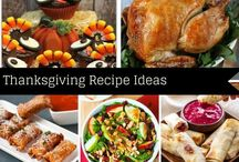 Thanksgiving Dinner Recipes