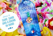 Everyday Essentials / Enjoy  Pinnacle® Vodka at home with these perfect pairings and party essentials!