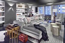 Home Decor- Living Room/ Fireplace