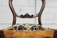 Reupholster/refurbish/rescue