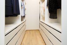 Wardrobe design by Kielland