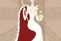 Britian - The Royals / English Royalty