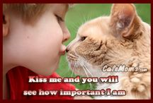 Kisses and Hugs Quotes and Graphics