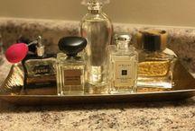 Beauty, The Fragrances I'm Wearing