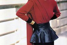 80s fashion / by hamda farieh