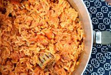 Easy Spanish / Rice