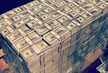 Money comes easily and frequently
