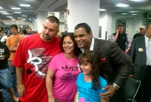 Pictures with fans / by Sammy Sosa