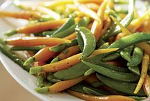 Side Dishes to go with MEAT / by Holly Newbold