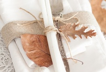 Herbst / Dekorationen für Haus, Garten und Balkon für den Herbst