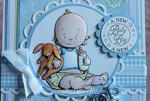 Vauvakortit / Cards for Babys