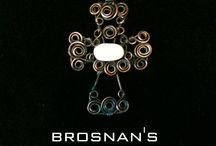 Cross Jewelry / by Constance Brosnan