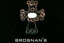 Cross Jewelry / by Constance Brosnan