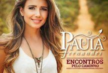 CD Paula Fernandes- Encontros pelo caminho 2014
