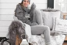 Cozy And Homey Clothing / Laze wear for just. Homewear but CUTE