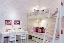 The Girls' rooms / by Karla Hoffmann