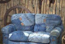 recyklujeme džíny