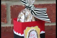 cajitas para dulces regalos